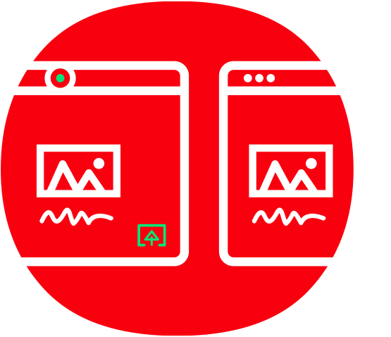 Screensharing Icon