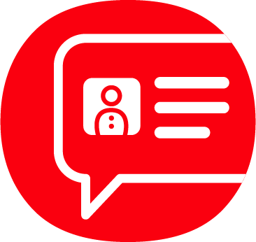 Chatfunktion Icon